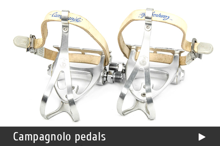 Buy Campagnolo Pedals for Vintage Bicycles Online
