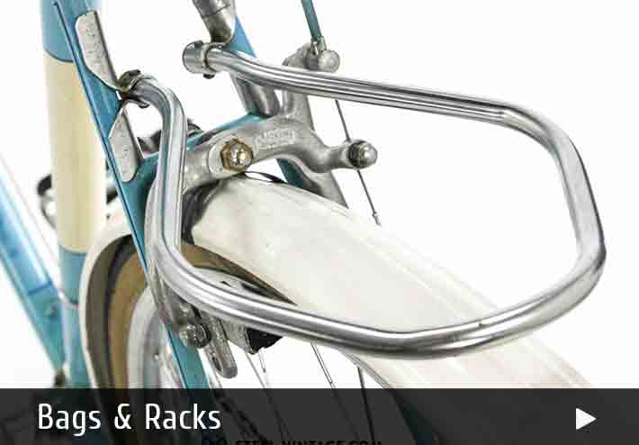 Buy Racks and Bags for Vintage Bicycles Online