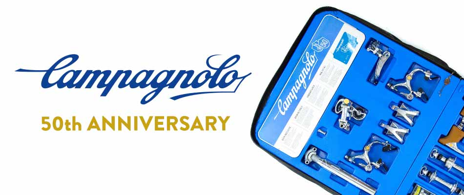 Campagnolo 50th Anniversary Groupset